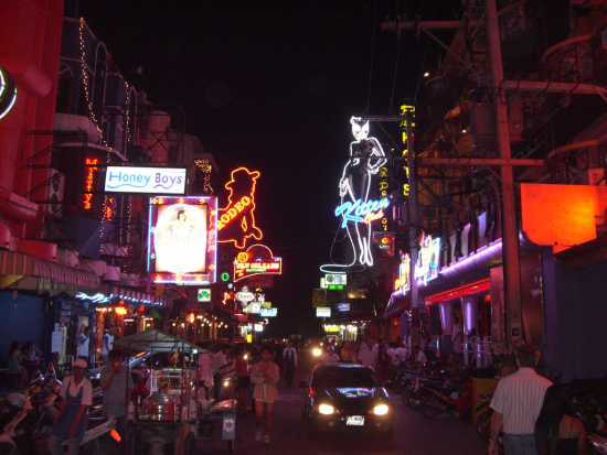 pattaya night